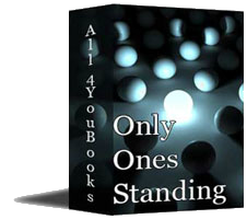 eBook Cover:Only Ones Standing
